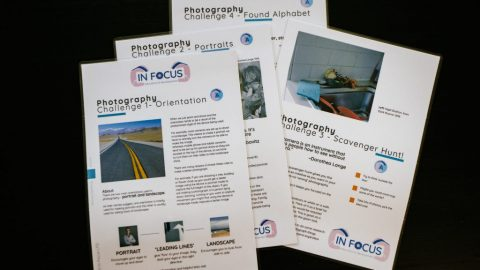Photography Challenges Set 1
