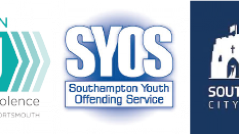 Southampton VRU #NeverChooseKnives project with Southampton Youth Offending Service & In Focus Education & Development.